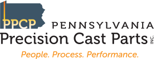 Metal & Investment Casting Company Logo Image - Pennsylvania Precision Cast Parts