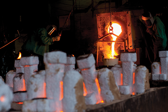 lost wax casting is another term used to describe investment casting